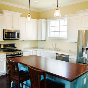 """Kitchen with island • <a style=""""font-size:0.8em;"""" href=""""http://www.flickr.com/photos/76269113@N03/9916537895/"""" target=""""_blank"""">View on Flickr</a>"""
